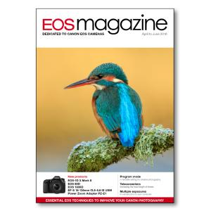EOS magazine April-June 2016 back issue