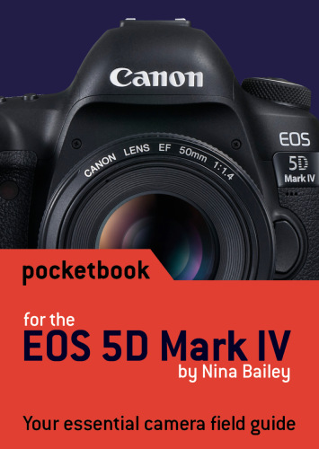 EOS 5D Mark IV Pocketbook