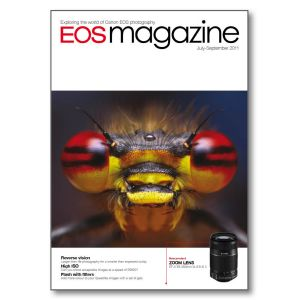 EOS magazine July-September 2011 back issue