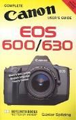 Canon EOS 600/630 user's guide