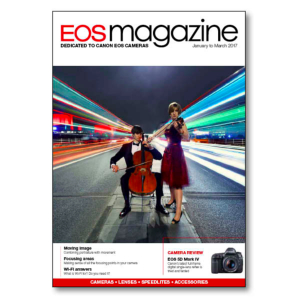 EOS magazine January-March 2017 back issue