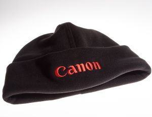 Canon Fleece Beanie - small