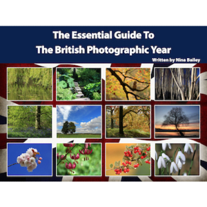 Essential Guide to the British Photographic Year by Nina Bailey (reprint)