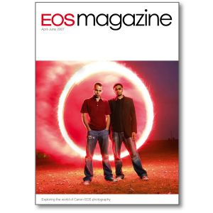 EOS magazine April-June 2007 back issue