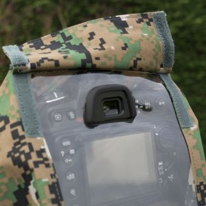 Matin Camouflage Camera Cover