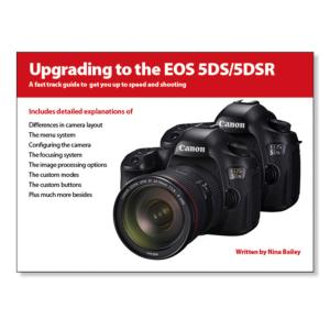 Upgrading to the EOS 5DS / 5DS R by Nina Bailey