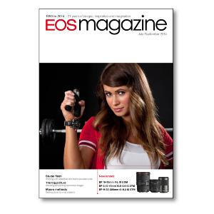 EOS magazine July-September 2014 back issue