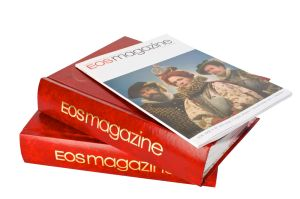 EOS magazine binder